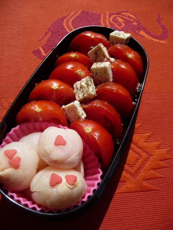bento tomates