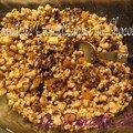 Friandises croustillantes au chocolat - sans gluten - sans caséine