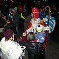 Bourbach-le-bas: le village a fêté saint-nicolas