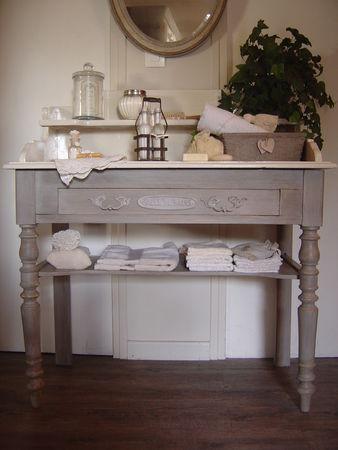 belle toilette cottage so chic. Black Bedroom Furniture Sets. Home Design Ideas
