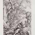 Salvator rosa (1615-1673), album de divers sujets. 1656-1664.