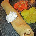 Navet lactofermenté aux pommes de terre façon choucroute