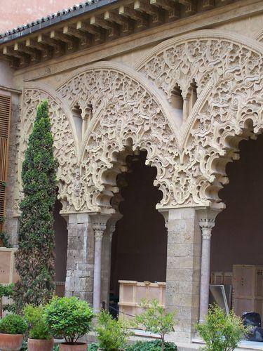 Saragosse-aljaferia-galerie