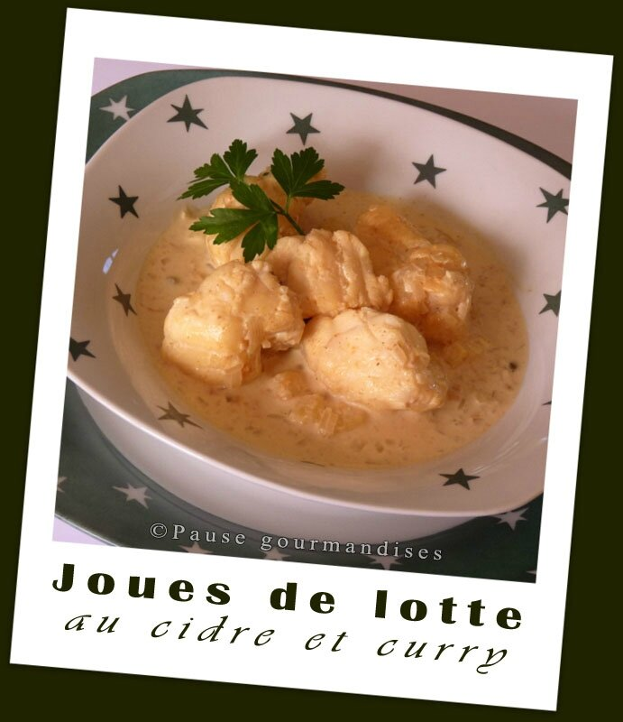Joues de lotte au cidre et curry (22)