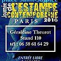 Prochaine exposition.... fête de l'estampe contemporaine - paris - saint-sulpice