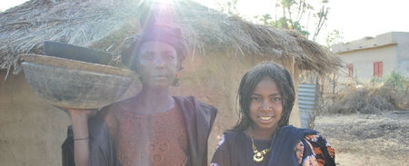 Les Fulbés - Peuls - Descendant de Pullo Samba - Région du Fouta Sénégal