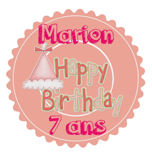 badge marion