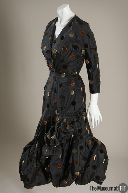 Cristobal Balenciaga, Dress, 1950