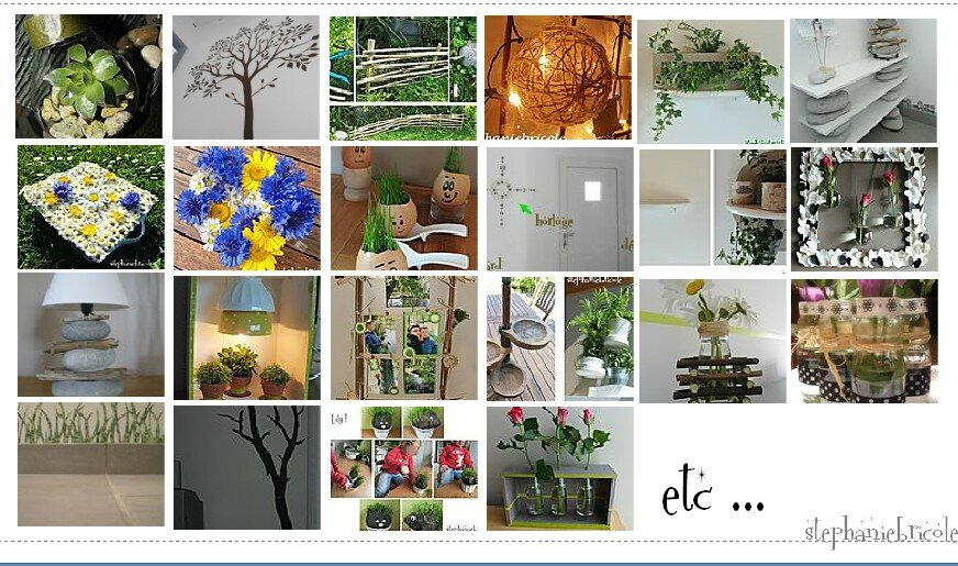 Diy d co v g tale magnet vegetal faire soi m me un pot magn tique pour u - Deco nature a faire soi meme ...