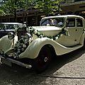 Rolls royce 20hp southern motors saloon 1927