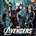 The avengers de joss whedon avec robert downey jr, chris evans, mark ruffalo, chris hemsworth,