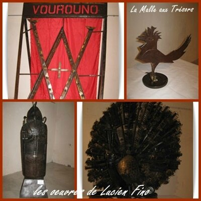 oeuvres de Lucien FINO