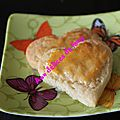 Biscuits au beurre sale