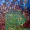 10-Peintures à la cire: grands formats 1999-2005