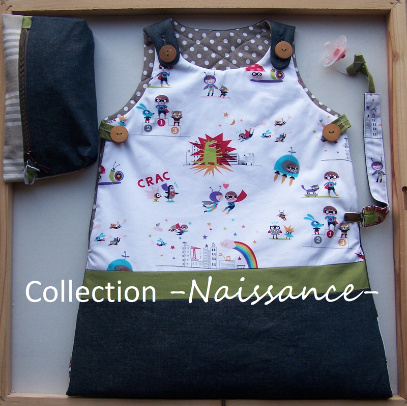 Commande Collection naissance
