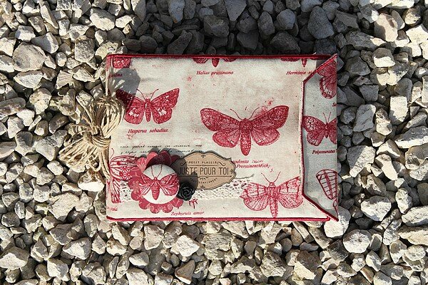 Album Tim Holtz de la Dame de Kit