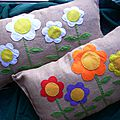 Juta e fiori - burlap & flowers - jute et fleurs