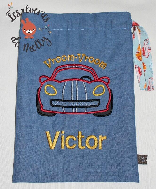 pochon cars victor 01