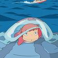 Ponyo sur la falaise (gake no ue no ponyo) de hayao miyazaki - 2008