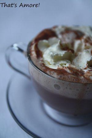 Chocolat chaud à la cannelle, piment d'Espelette et gingembre2