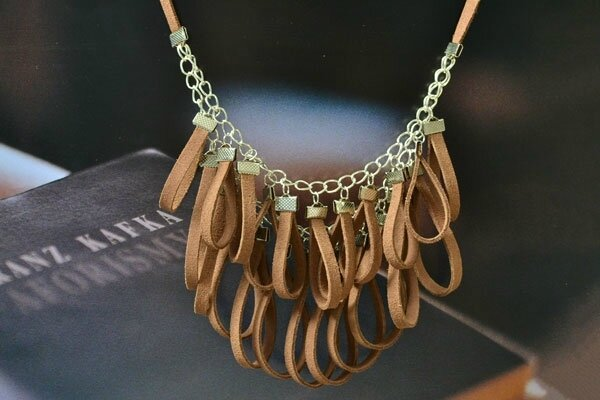 how-to-make-women_s-chain-necklace-with-leather-pendants-5