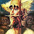L'homme qui tua don quichotte, par jacqueline chauvet-poggi