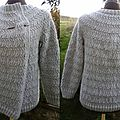 Chilly en gris flanelle