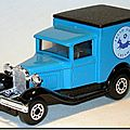 Matchbox ford model a ...