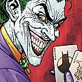 Batman : the man who laughs tpb