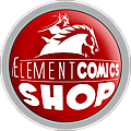 Aelement comics available in english !