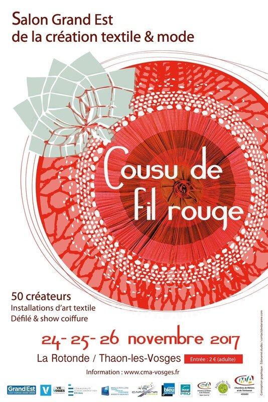 AFFICHE 40x60_COUSU DE FIL ROUGE_2017-LEG-1