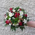 Bouquets de mariée du week-end