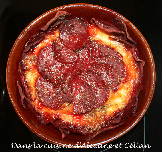 Betterave rouge en fleur dans la cuisine d 39 alexane et c lian - Comment cuisiner la betterave rouge crue ...