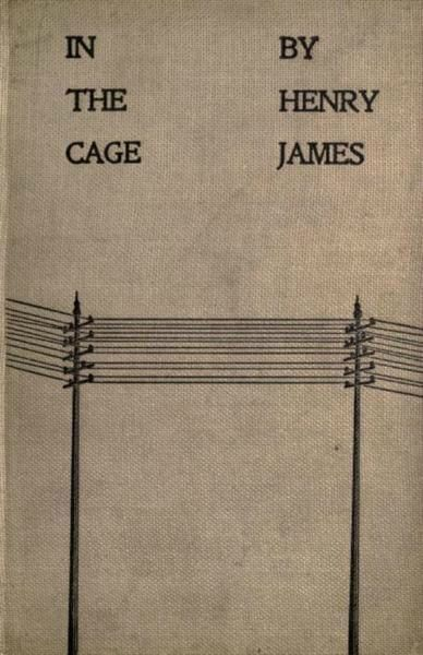 henry james+in the cage+british first edition+duckworth