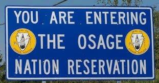 Osage Reservation