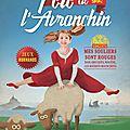 Fête de l'avranchin - histoire & traditions de l'avranchin & de la normandie - à avranches, samedi 23 & dimanche 24 juillet 2016