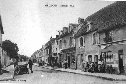 Mézidon - la croix blanche