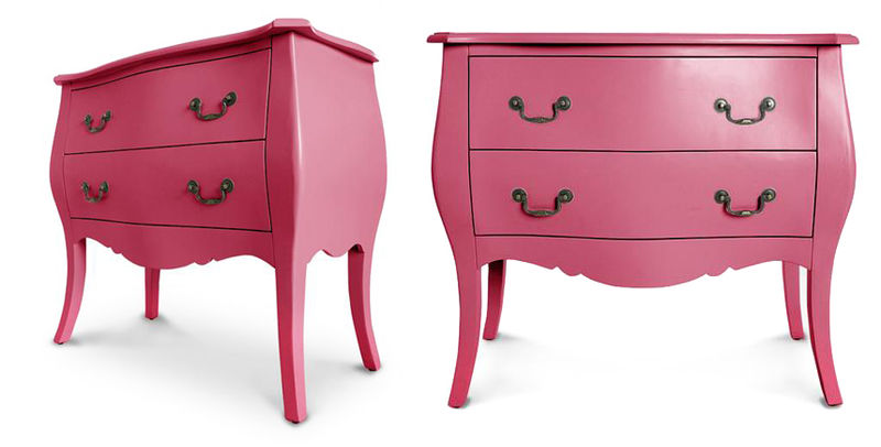 D co repeindre une commode baroque le blog d 39 ezekielle for Repeindre une commode