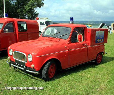 Renault 4 VPI de 1963 (Retro Meus Auto Madine 2012) 01