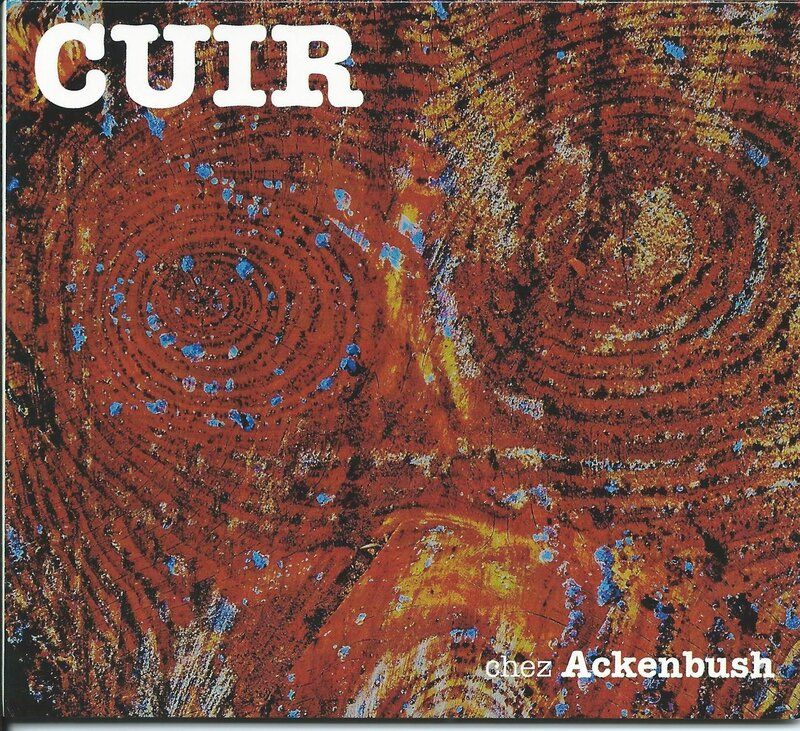 Cuir cd cover