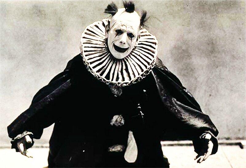 Les Larmes du Clown