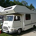 Renault estafette camping car