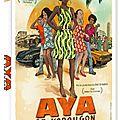 J'ai plongé avec délice dans l'afrique d'aya de yopougon!!!