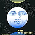 Carton plein pour la 2e édition de la nuit de la lecture