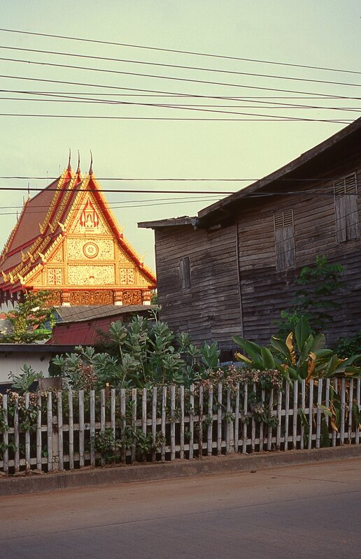 TEMPLE D'OR UBON RATCHATHANI-2539-REDUX-FOM'SEL & Thanon-Oδυσσεύς
