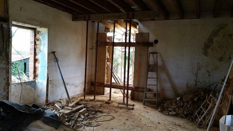 20170511_183548 debut demol ouv garage