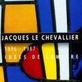L'artiste jacques le chevallier (1896 - 1987) mis en lumière à avranches, granville et hambye à travers 3 expositions