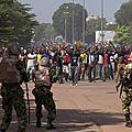 Le mouvement umnyobiste condamne le coup d'etat des hommes blaise compaoré et appelle à une résistance panafricaine ...