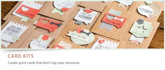 Kit Stampin'up - Hip, Hip Hourra