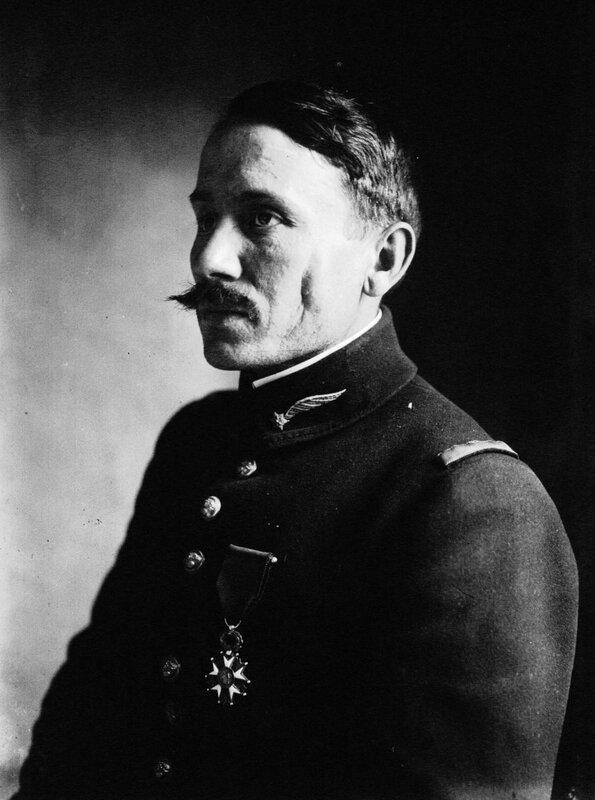 Lieutenant Gaubert BNF R